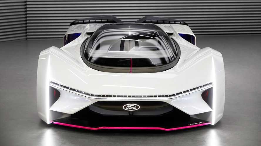 Fordzilla P1, l'hypercar futuristica dai videogame alla realtà