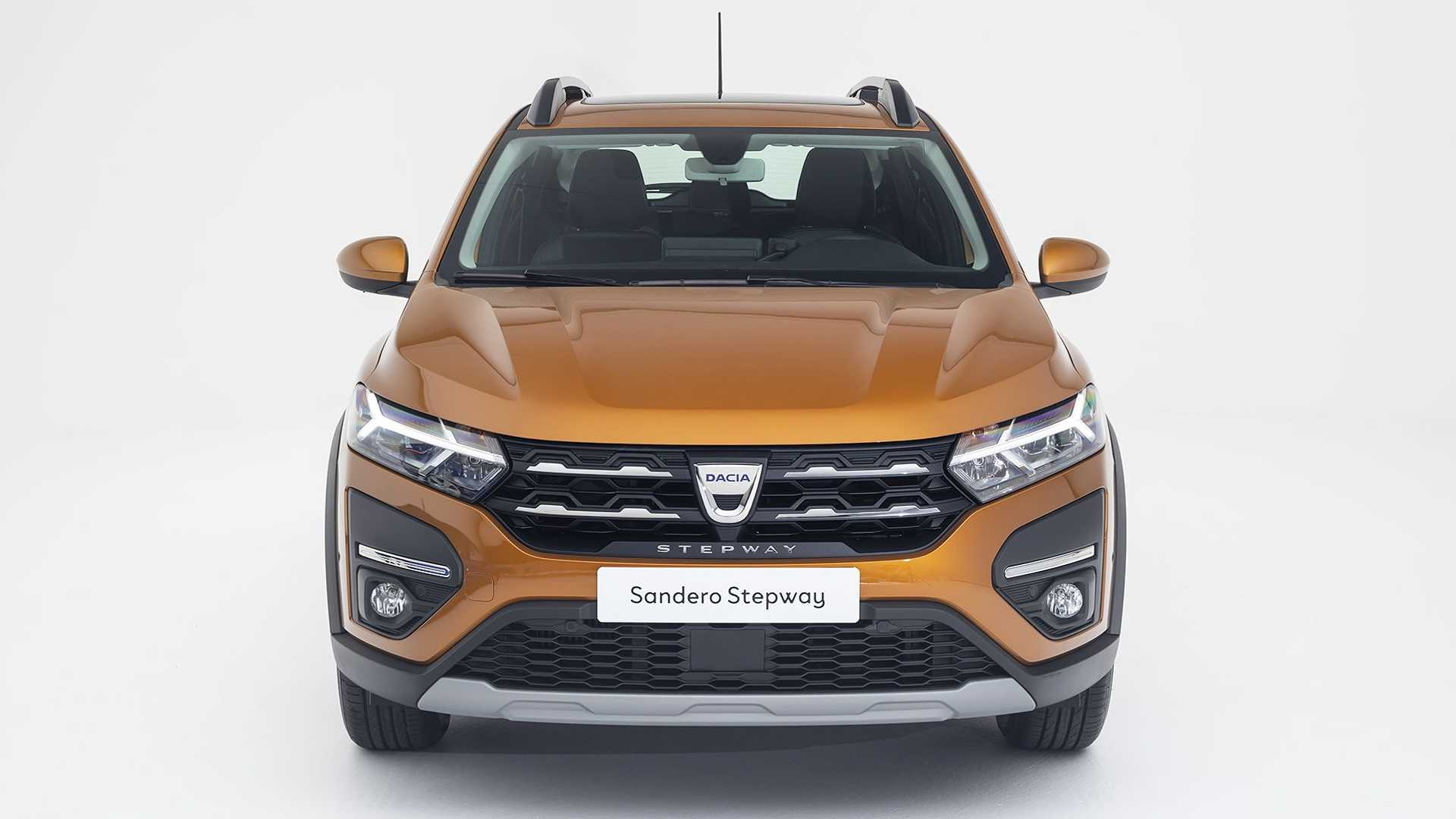 New Dacia Sandero Stepway (2020)