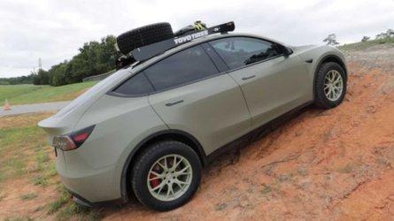 Tesla Model Y - cover