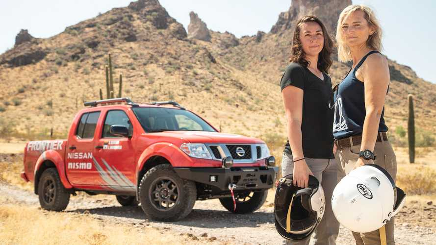 2020 Nissan Frontier With Nismo Off-Road Parts
