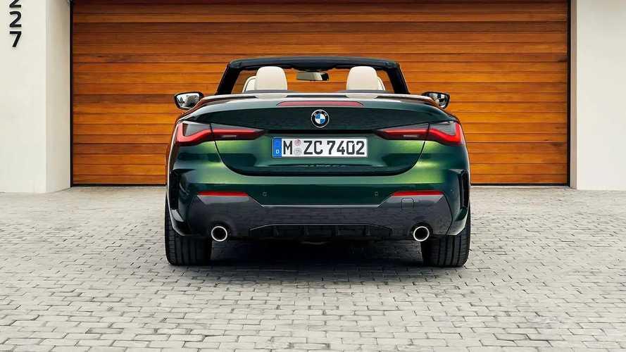 Novo BMW Série 4 Conversível