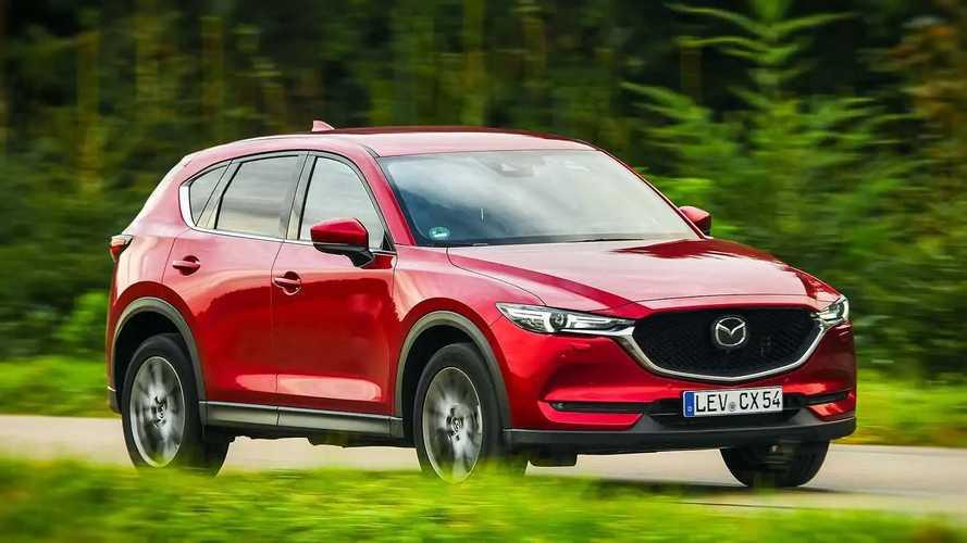 Mazda CX-5 (2020) im Test