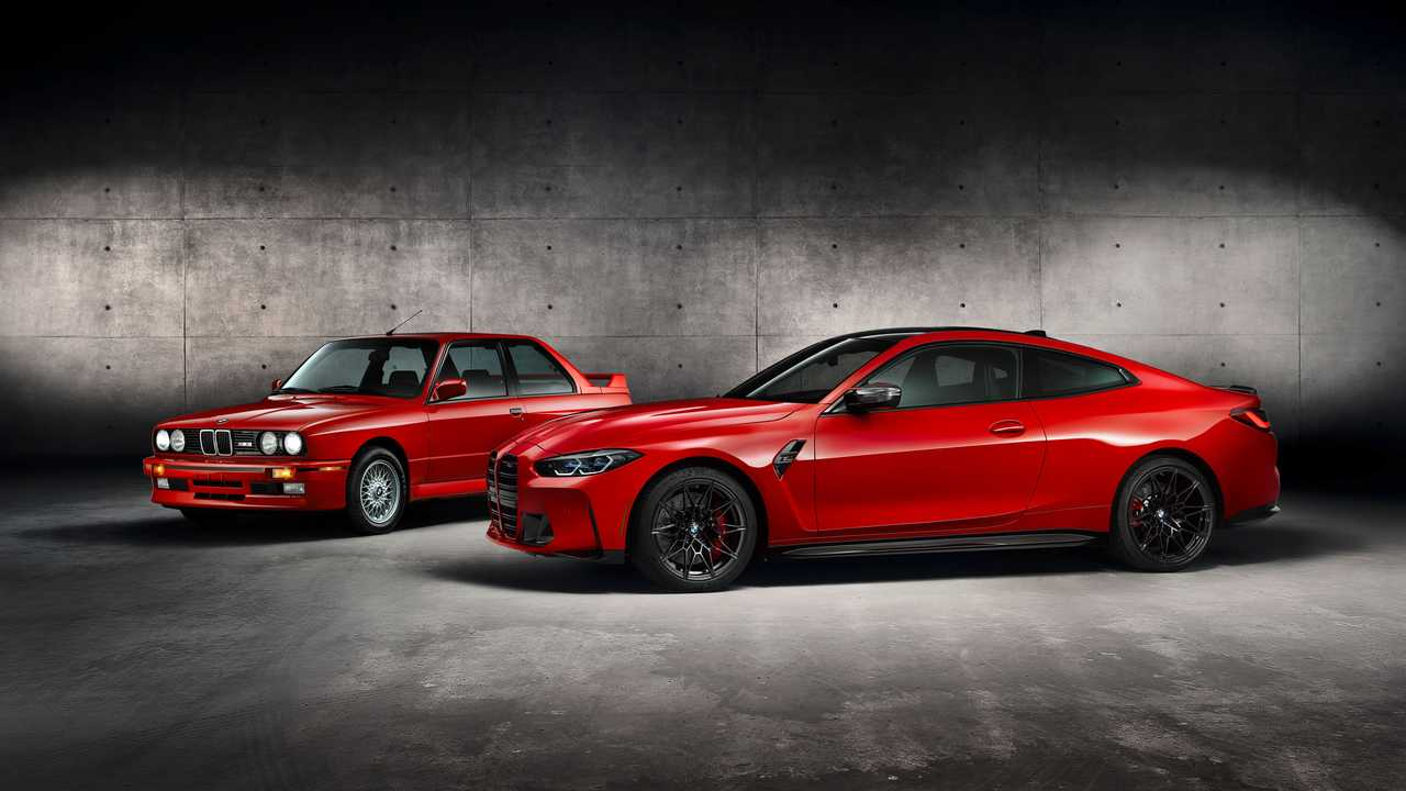 BMW M3 (E30) Ронни Фьега