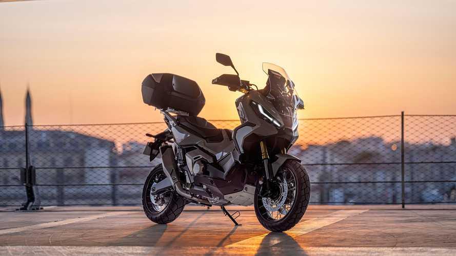 Yenilenen Honda X-ADV ve NC750X Türkiye'de.
