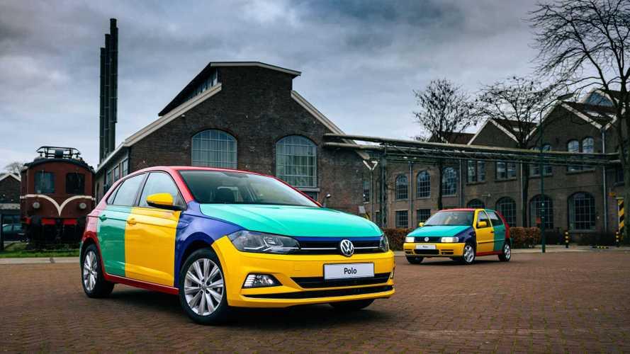 Volkswagen remet au goût du jour la Polo Harlequin
