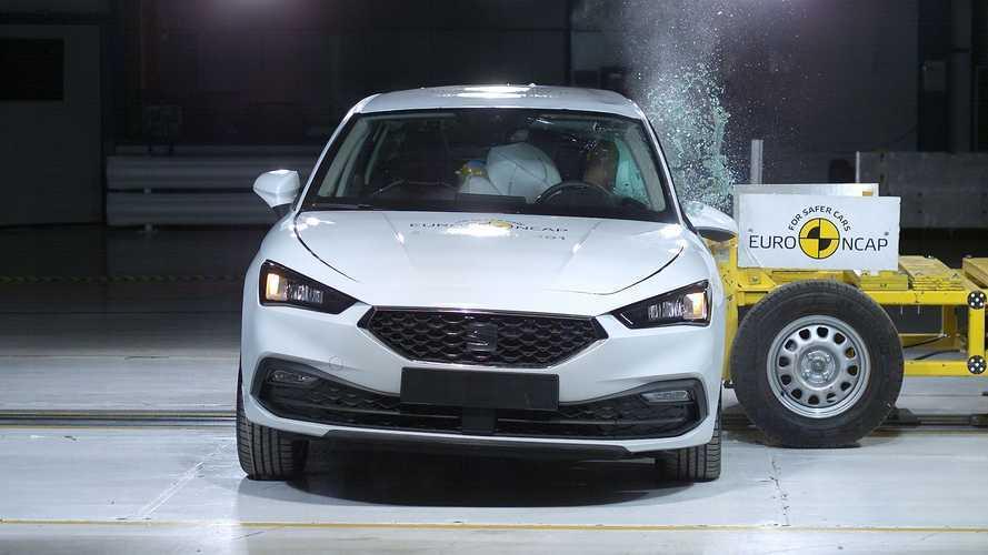 Les nouvelles Audi A3 et Seat Leon brillent au crash-test Euro NCAP