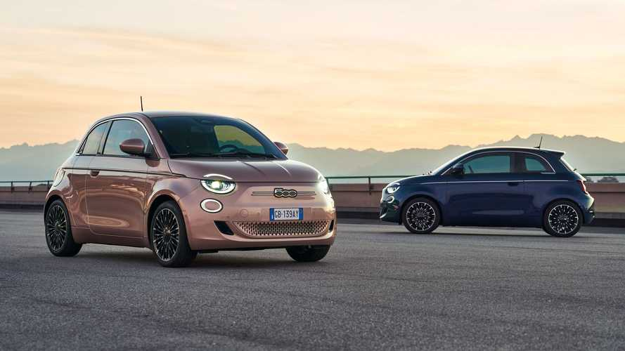 Fiat To Electrify 60% Of Its Models By End Of 2021