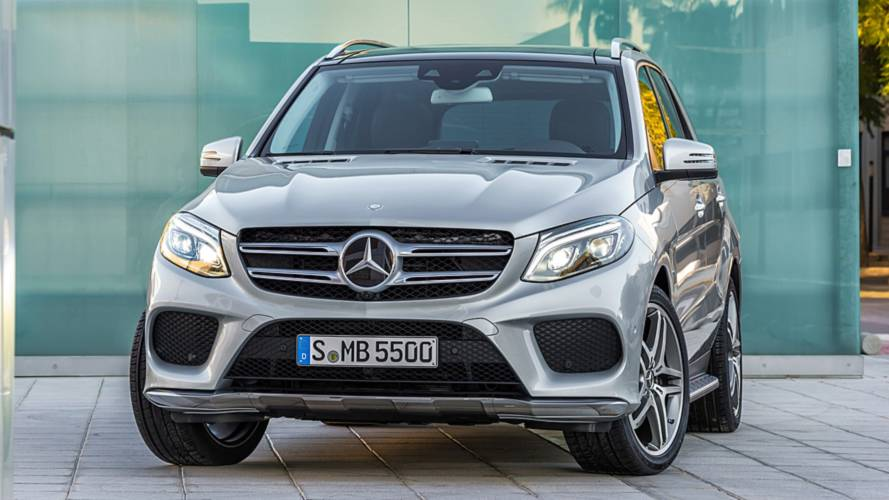 Mercedes-Benz GLE-Class See The Changes