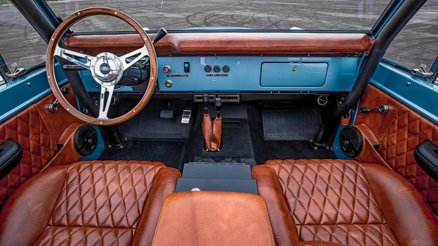 Ford Bronco 1973 by Velocity Restorations