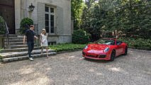 Porsche Drive Rental Program