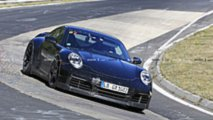 2020 Porsche 911 GT3 new spy photos