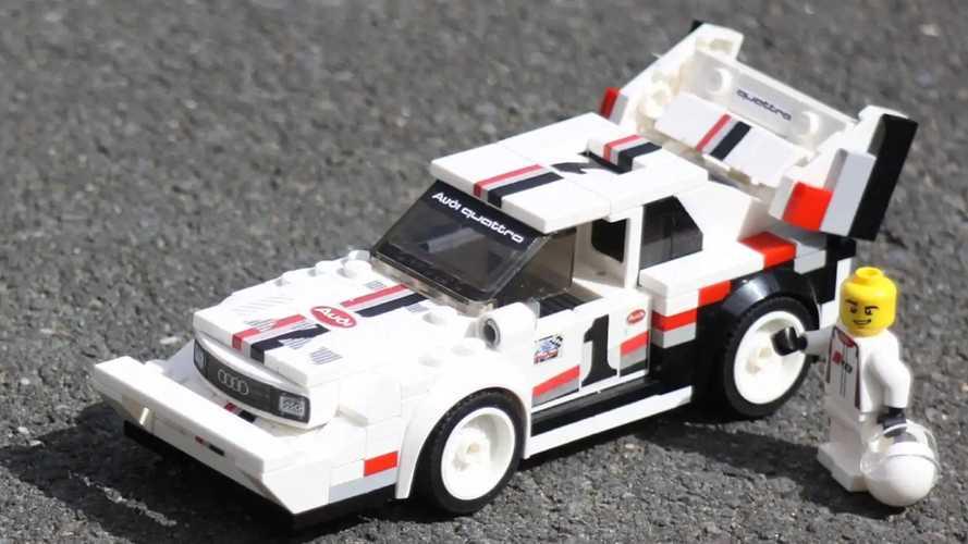 Audi Sport quattro S1 Pikes Peak 1987 Lego Ideas