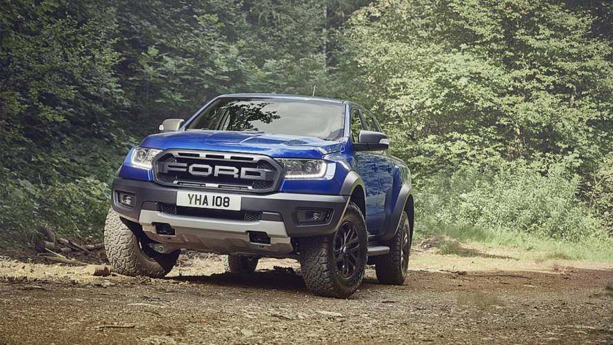 Supposed Ford Ranger Raptor V8 Already Gets A 709-HP Tune