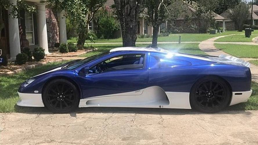 $225,000 Will Buy You Rare SSC Ultimate Aero TT That'll Do 257 MPH