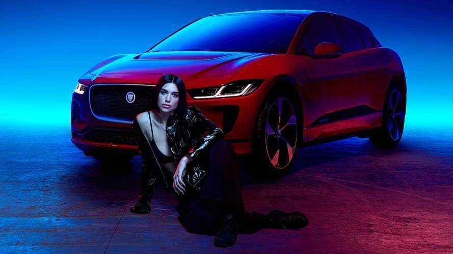 Jaguar en duo avec Dua Lipa pour promouvoir ses SUV