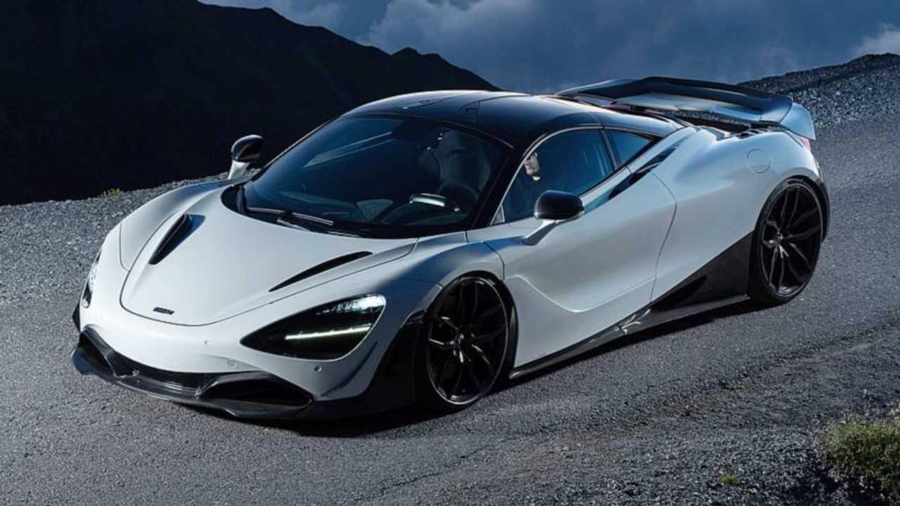 McLaren 720S by Novitec
