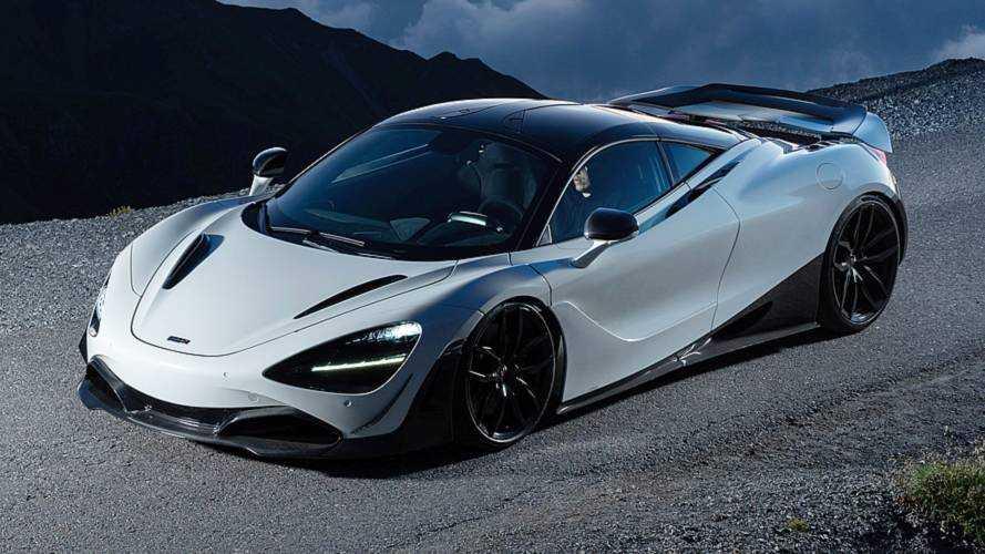 McLaren 720S by Novitec, estrema, ma non esagerata