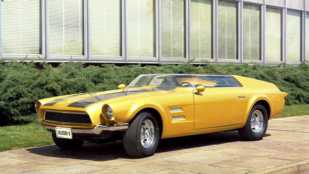 Ford Allegro II Concept (1967)