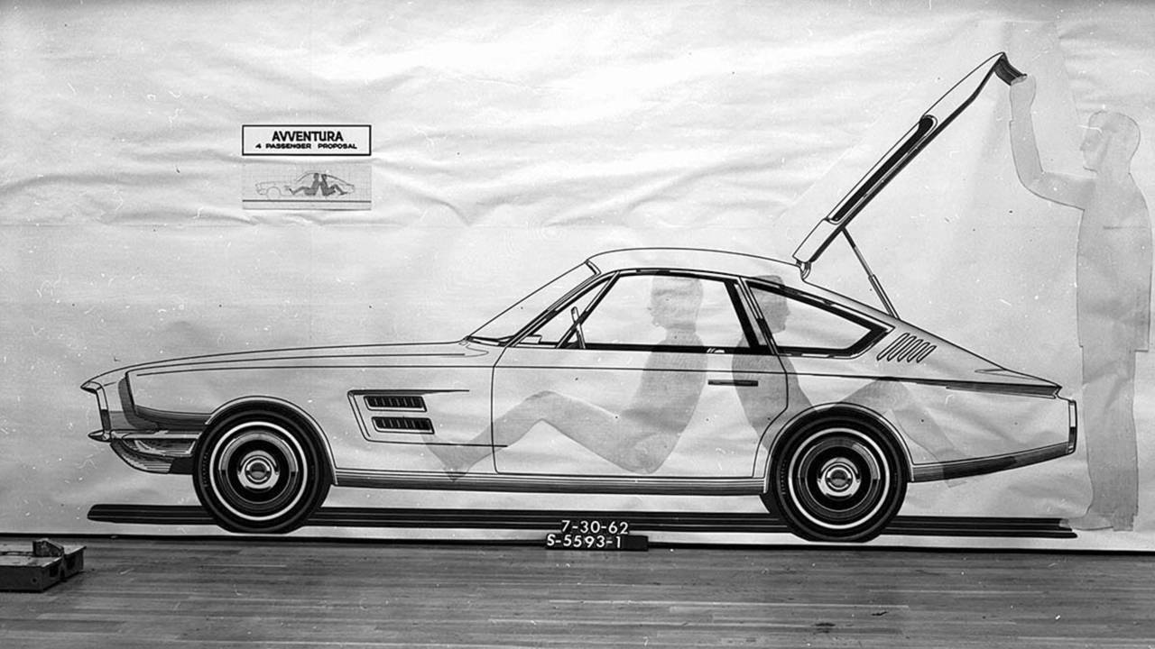 Ford Avventura Concept (1962)