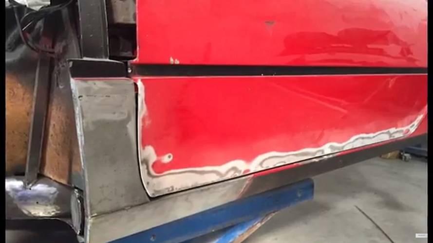 1984 Ferrari 512i BB Restoration