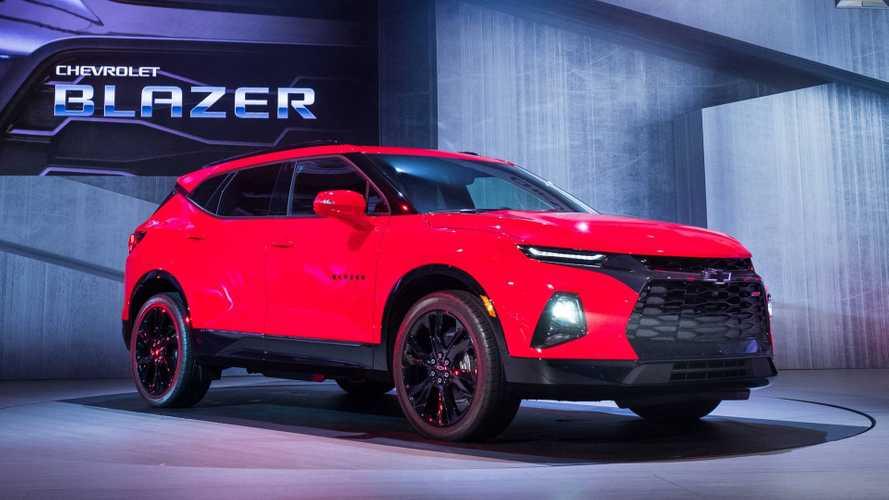 Novo Chevrolet Blazer 2019 é lançado nos EUA a partir de US$ 29.995