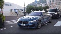 BMW M850i xDrive à Monaco