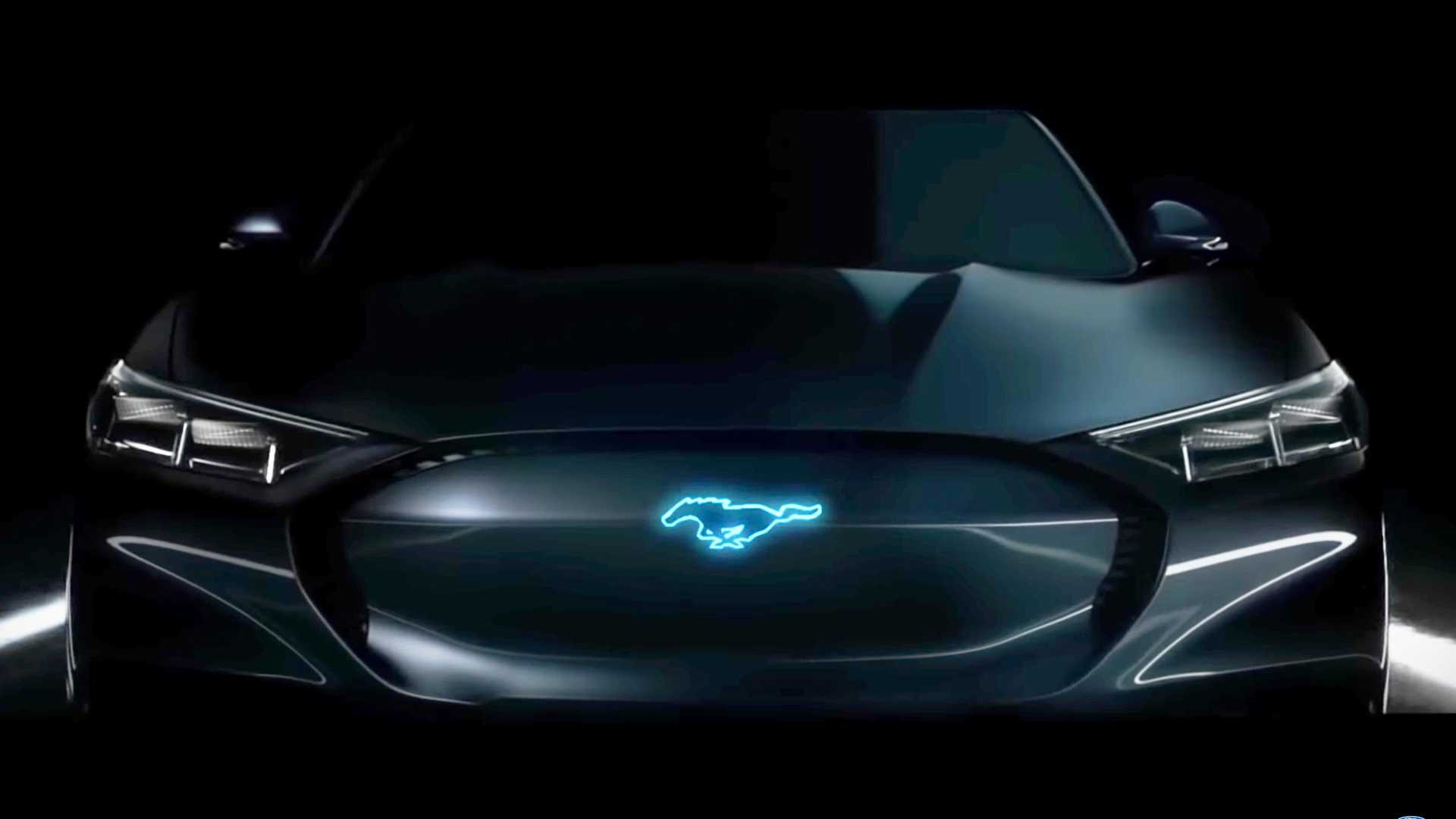Ford Mustang Hybrid Revealed In Bryan Cranston S New Ford Ad