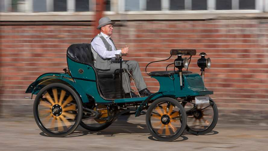 Opel feiert 120 Jahre Automobilbau