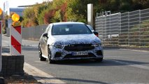Mercedes-AMG A35 saloon spy photos