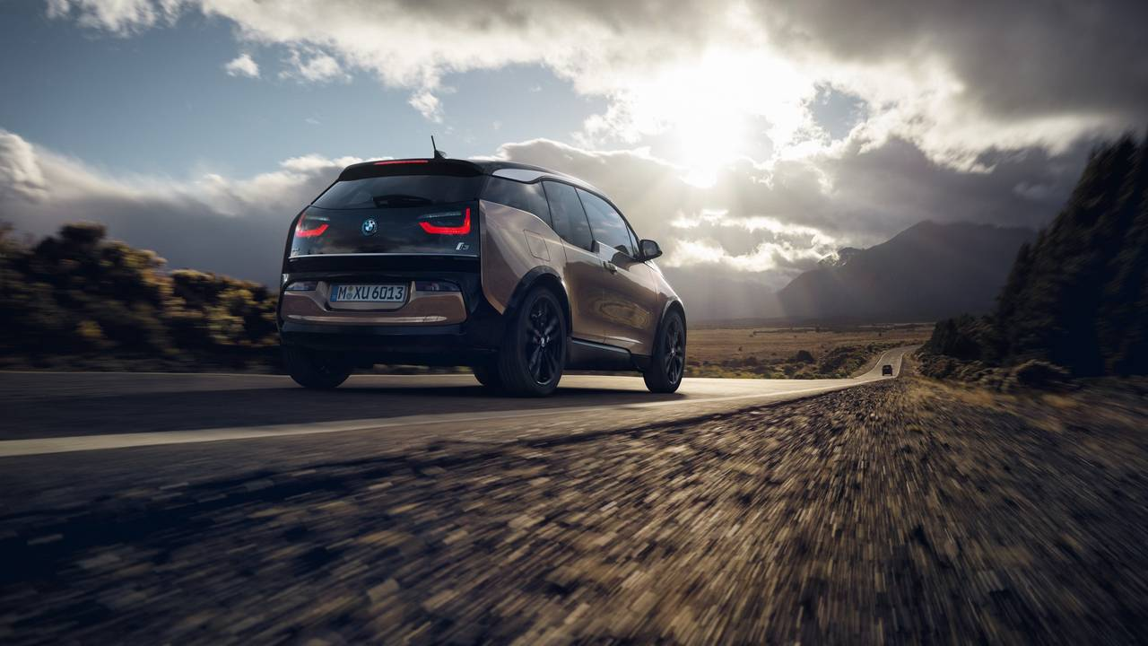 BMW i3 and i3S upgrades, November 2018