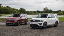 Ford Expedition y Explorer - ediciones especiales