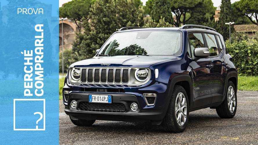 Jeep Renegade (2018),  perché comprarla... e perché no