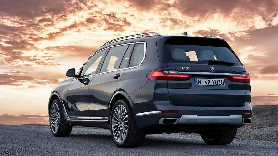 X8 y X8 M: BMW registra estos nombres para su nuevo SUV XXL