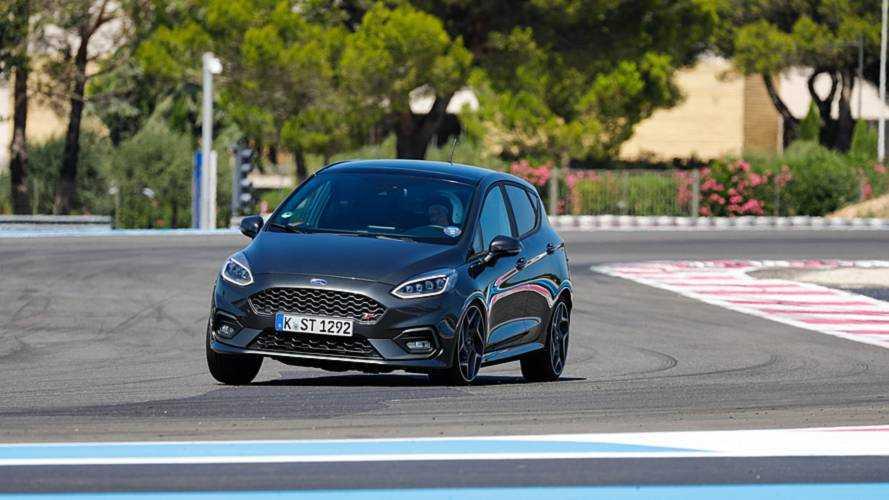 Essai Ford Fiesta ST (2018) - À l'épreuve du circuit du Castellet