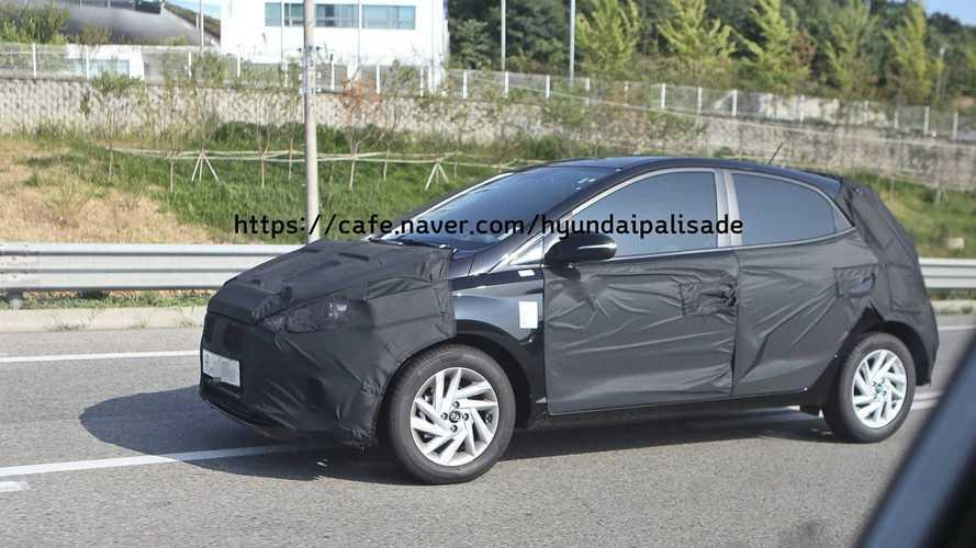 Flagra: Novo Hyundai HB20 2020 será na verdade uma reestilização mais profunda
