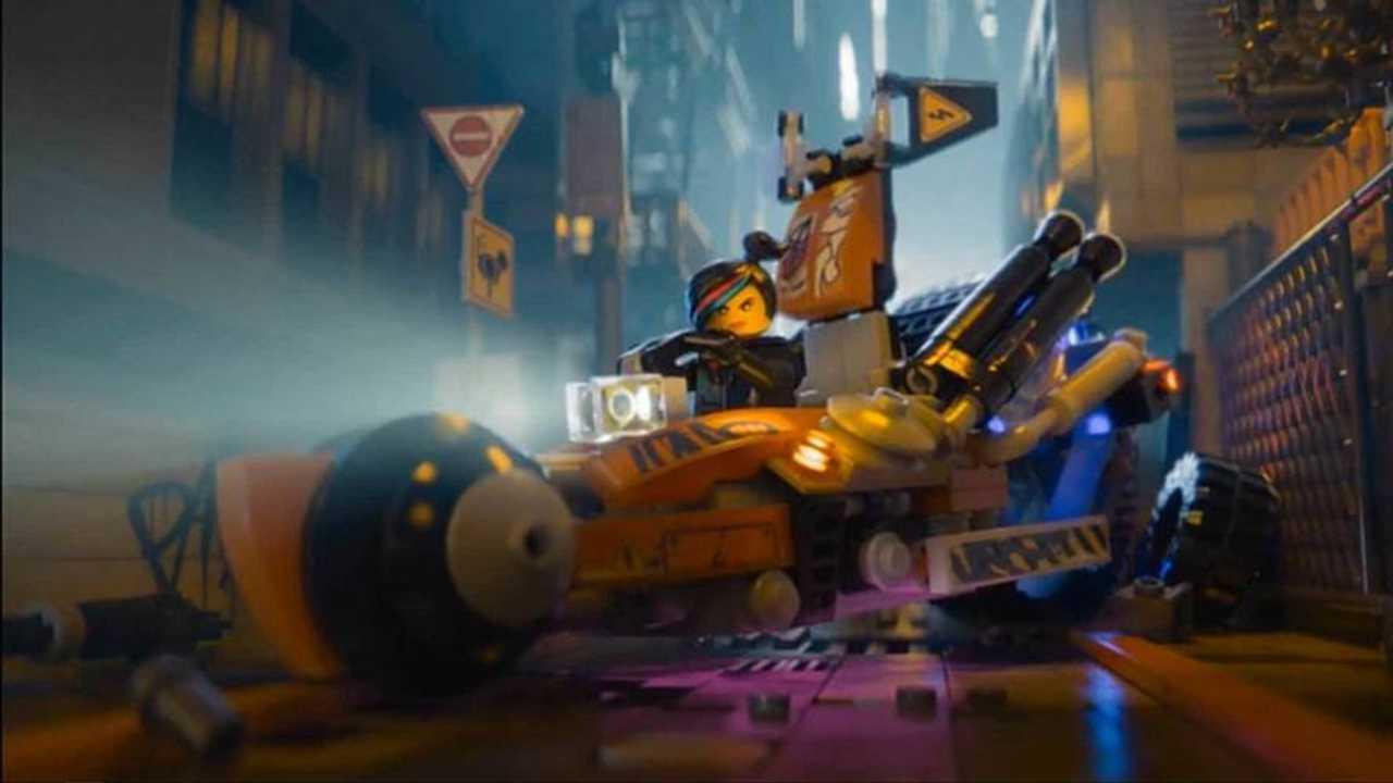 LEGO Geniuses use Bricks to Build Fantastic Custom Bikes