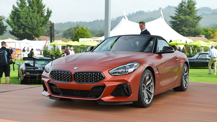 2019 BMW Z4 Arrives In Style, Can Hit 60 MPH In 4.4 Seconds
