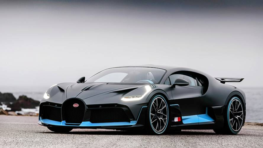 L'accident de la Bugatti Divo était (heureusement) un fake !