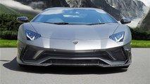 Mansory'den Lamborghini Aventador S