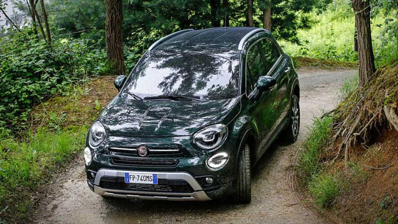 Fiat 500X 2019 (restyling)