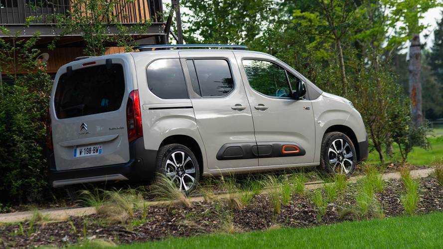 Guía de compra: Citroën Berlingo Shine XTR 2018, solución de espacio