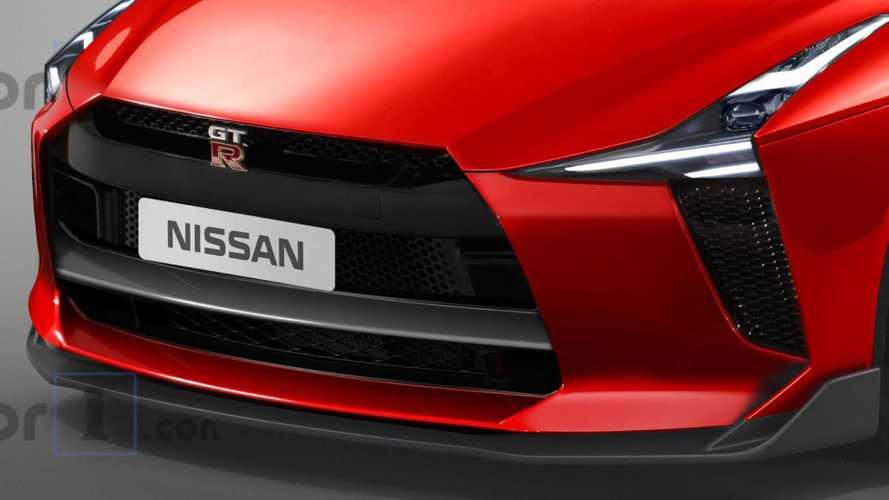 El nuevo Nissan GT-R podría llegar en 2023 y ser híbrido