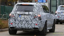 Mercedes-Maybach GLS spy photo