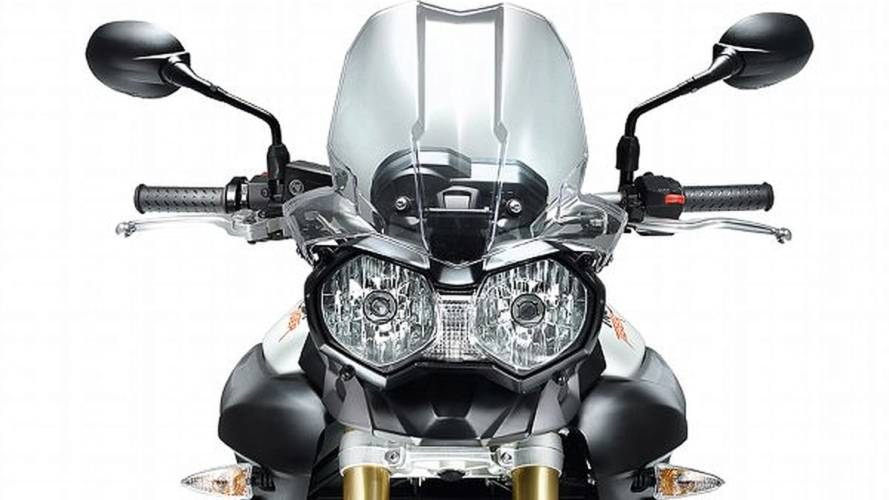 More info on the Triumph Tiger Explorer and other 2012 models