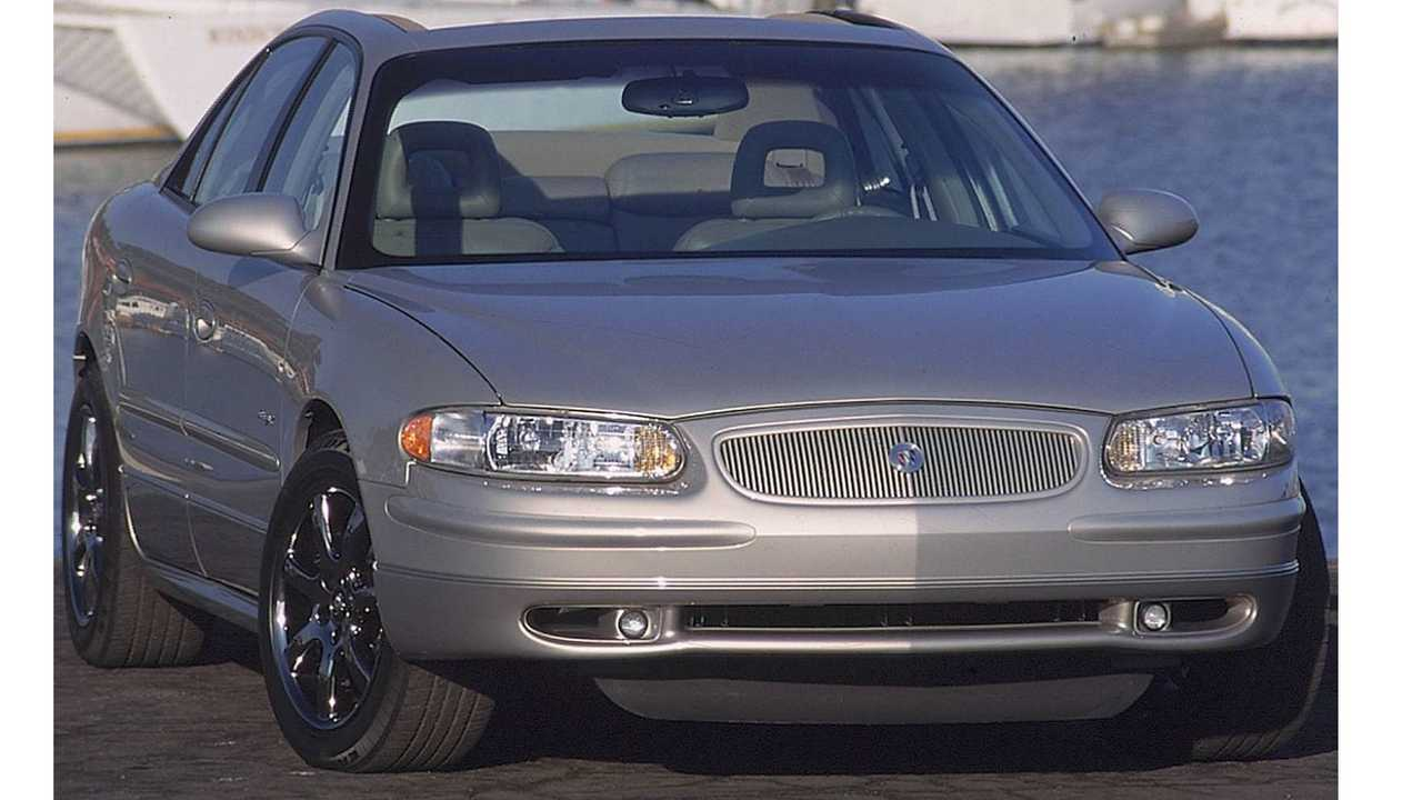 2000 Buick Regal Cielo concept