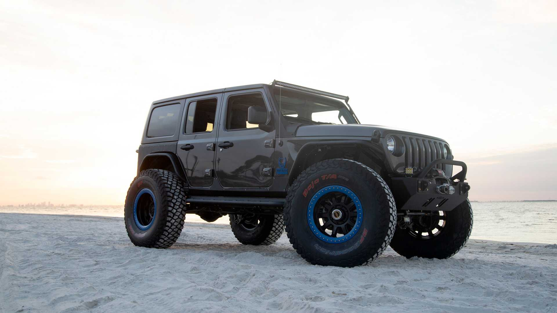 Donate To Charity And You Could Win This 450-HP Jeep Wrangler