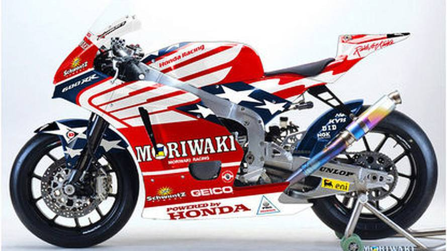 Honda's Italian-designed, Japanese-made Amerigasm
