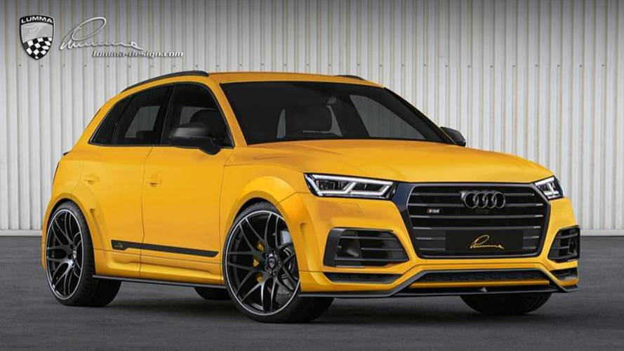 Audi SQ5 by Lumma Design