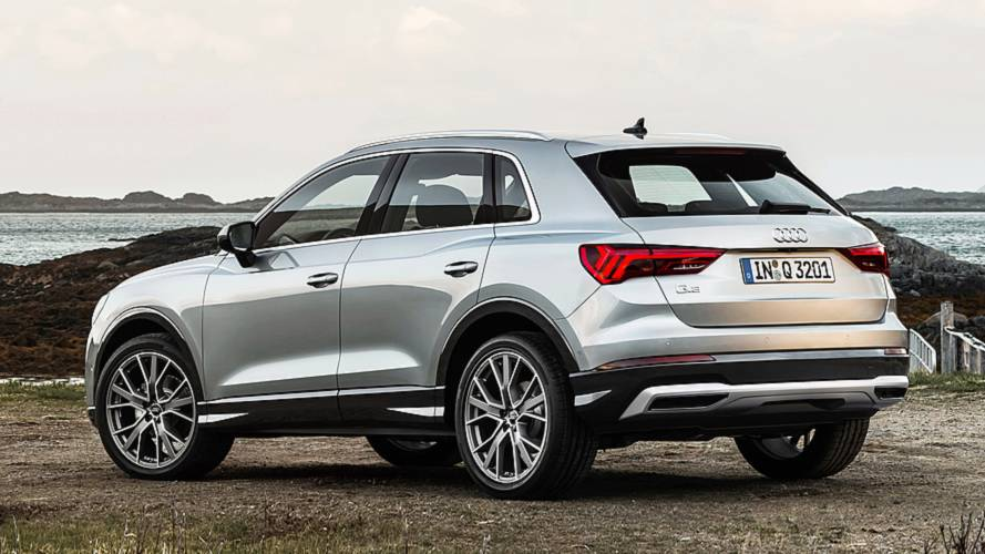 Audi Q3, il confronto con le rivali