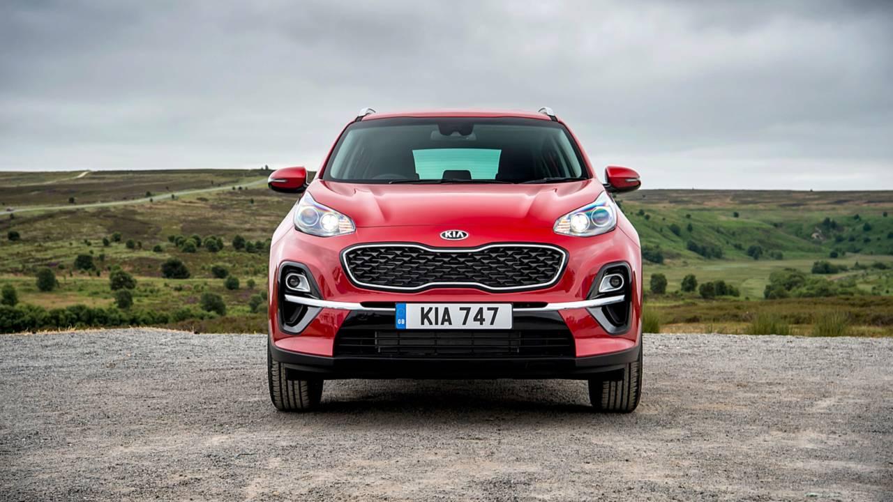 2018 Kia Sportage facelift
